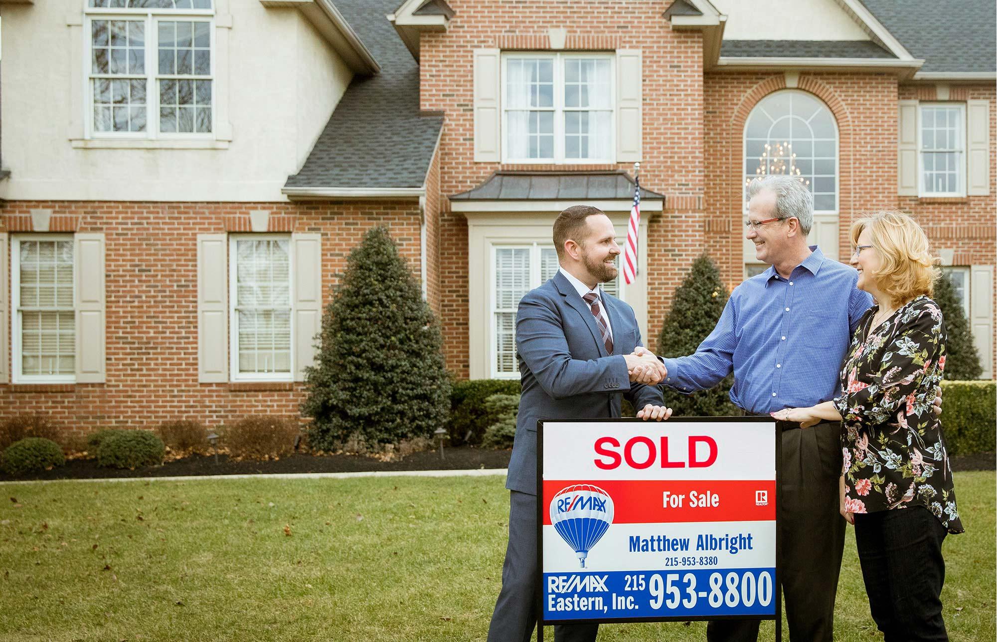 Albright Real Estate Sells in Philadelphia, Bucks, and MontgomeryCounties